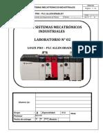 02 - Introducción LogixPro PLC - AllenBradley - (2019.1) Grupo 3