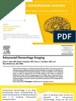Intracranial Hemorrhage - Journal