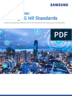 Who and How Making 5g Nr Standards