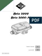 Press Control brio2000