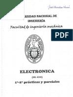 Electronica - Examenes Parciales UNI