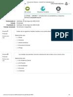 Evaluación Teórica - Conceptos Fundamentales