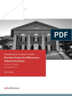MbaMission UVA Darden Insiders Guide 2017 2018