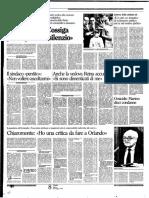 Leoluca Orlando Falcone Bonsignore Falcone Le Accuse Di Orlando a Falcone