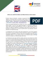 Perfil Logistico de Reino Unido 2014