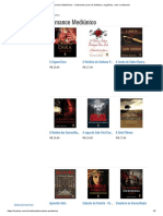 Romance Mediúnico - Umbanda Livros de Holística, Maçônica, Rock e Umbanda