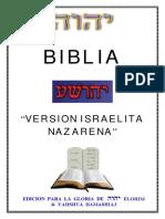 236927351 Biblia Israelita Nazarena