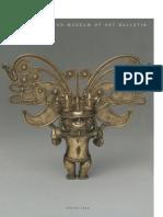Gold of the Americas the Metropolitan Museum of Art Bulletin v 59 No 4 Spring 2002