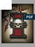 Базовая Книга Правил Dark Heresy (Dark Heresy Rulebook & Inquisitor's Handbook) [Rus.1.7]