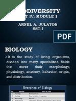 0.1 Biodiversity