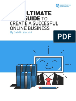 The Ultimate Guide to Create a Succesful Online Business