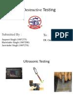 Intro to Ultrasonics