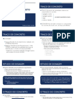 01. Definições Fundamentais, Consumo de Cimento, Traços e Correções