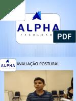 AVALIAÇÃO POSTURAL 03