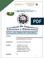 CICLOCONVERTIDORES