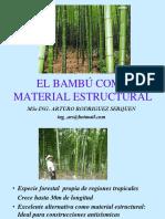 Exposición Bambú- Ing. Arturo Rodriguez.ppt