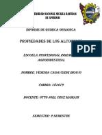 PRACTICA N° 5 DE ORGANICA-1