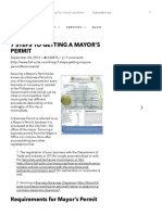 7 Steps to Getting a Mayor's Permit _ Business Registration _ Full Suite