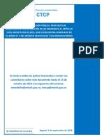 CTCP Documento Discusión Pública Anexo 4 Decreto 2420-2