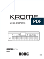 Korg Krome Manuale Ita