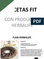 Recetario Herbalife 3
