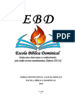 Revista Ebd Ano i - Ipvb Edit.