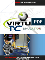 Catalogo de Servicios Virtual Pc Simulation