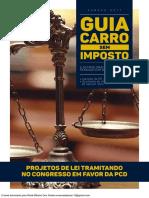 Projetos de Lei Tramitando No Congresso Em Favor Da Pessoa Com Deficiencia
