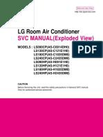 230534049 LG AC Service Manual