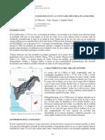 Inventario de Peligros Geológicos en La Cuenca Del Río Chillon, Lima-peru