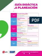 Calendario Conaliteg 2019 1
