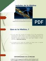 Enfermedades de la Mielina definitivo.pptx
