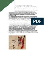 Categoría y Características Conceptuales de Resistencia de Fuerza Rápida