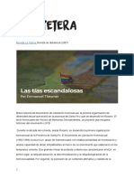 Las tias escandalosas- El movimiento de liberación homosexual- Theumer.pdf