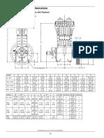 Outline Dimensions Lpg Models