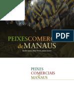 Livro Peixes Comerciais de Manaus  ebook