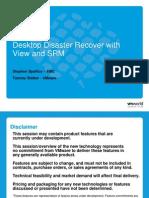 Vmaware View+ SRM