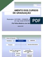 Regulamento Dos Cursos de Graduao-UFRN