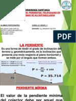 Calculo de La Pendiente(1)