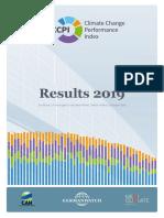 CCPI 2019 Results