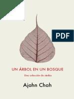 Un Arbol en Un Bosque - Ajahn Chah