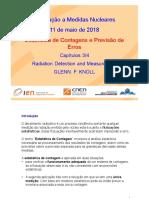 Introdução a Medidas Nucleares GLENN. F. KNOLL 1de8