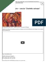 """Jacopo Da Bologna – Caccia """"Oseletto Salvazo"""" – Carlo Fiore_ Disordinati Appunti Di Storia Della Musica"""