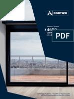 Cortizo Coredera 4600 Hs