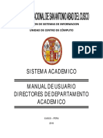 Directordepartamento Escritorio Manual