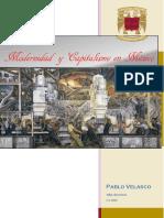 Modernidad y Capitalismo en México1