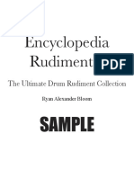 Encyclopedia Rudientia Sampler