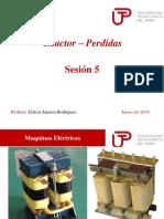 Maquinas Electricas - Sesión 5