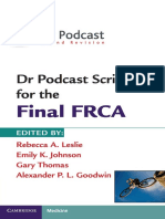 Dr Podcast Final FRCA