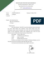 MIRM 2 Contoh Dokumen Rapat